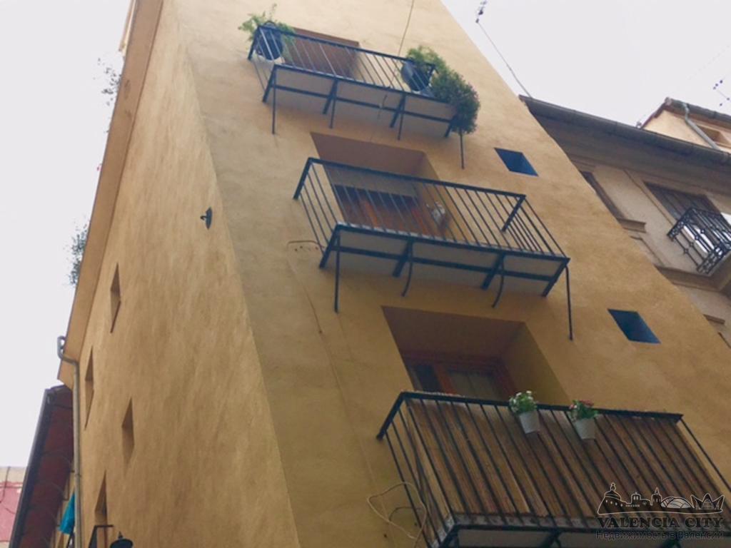 Апартаменты в аренду в историческом центре Валенсии