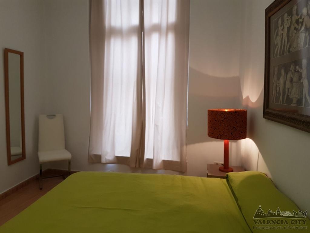Сезонная аренда апартаментов в историческом центре Валенсии