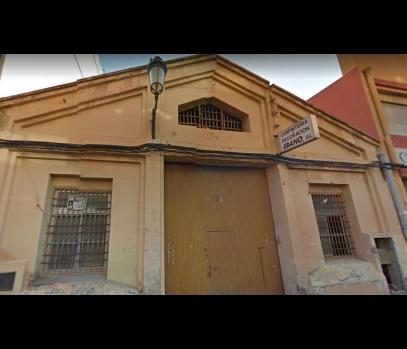 Продаётся здание под реставрацию в Валенсии, Испания