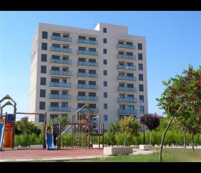 Продаётся квартира в новостройке в спальном районе Валенсии