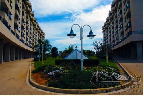 Аренда квартиры в туристическом пригороде Валенсии (Патакона)