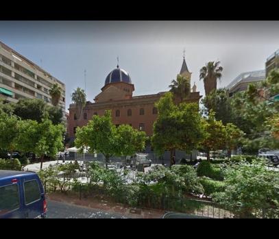 Уникальная квартира с ремонтом в районе El Carmen в Валенсии