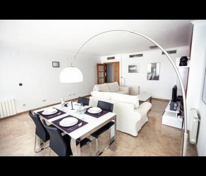 Аренда элитной квартиры в лучшем районе Валенсии