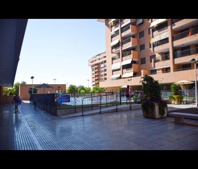 Новая квартира в кондоминиуме, на пляже Патакона в Валенсии