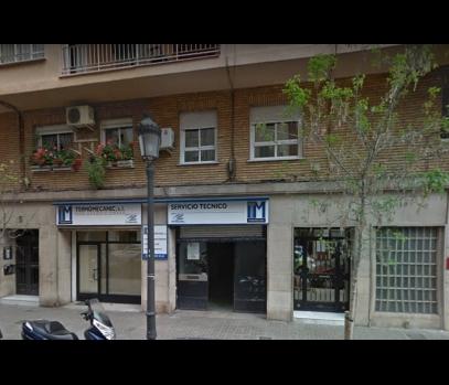 Коммерческое помещение под ремонт в районе Ruzafa в Валенсии