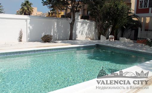 Сдается дом на побережье Валенсии