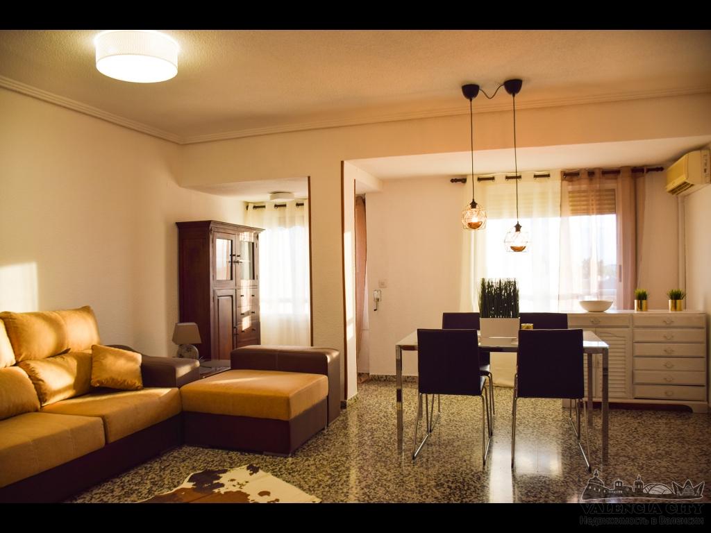 Аренда квартиры на море в Порт де Сагунто, Валенсия