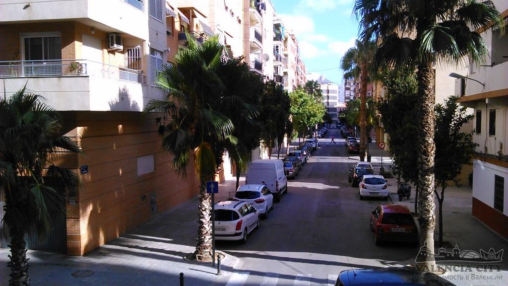 Экономичная аренда квартиры рядом с центром Валенсии