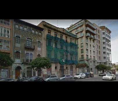 Продажа доходного здания под апартаменты в Валенсии, Испания