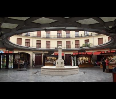 Продажа здания на Круглой площади в Валенсии, Испания