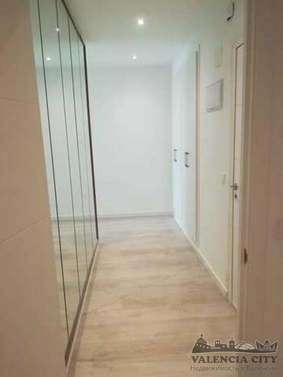 Квартира с ремонтом на продажу в спальном районе Валенсии