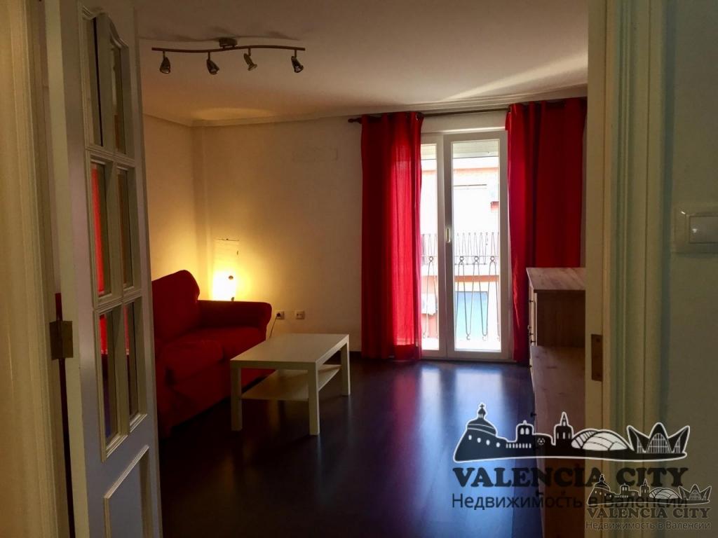 Аренда квартиры рядом с парком Турия в Валенсии, Испания