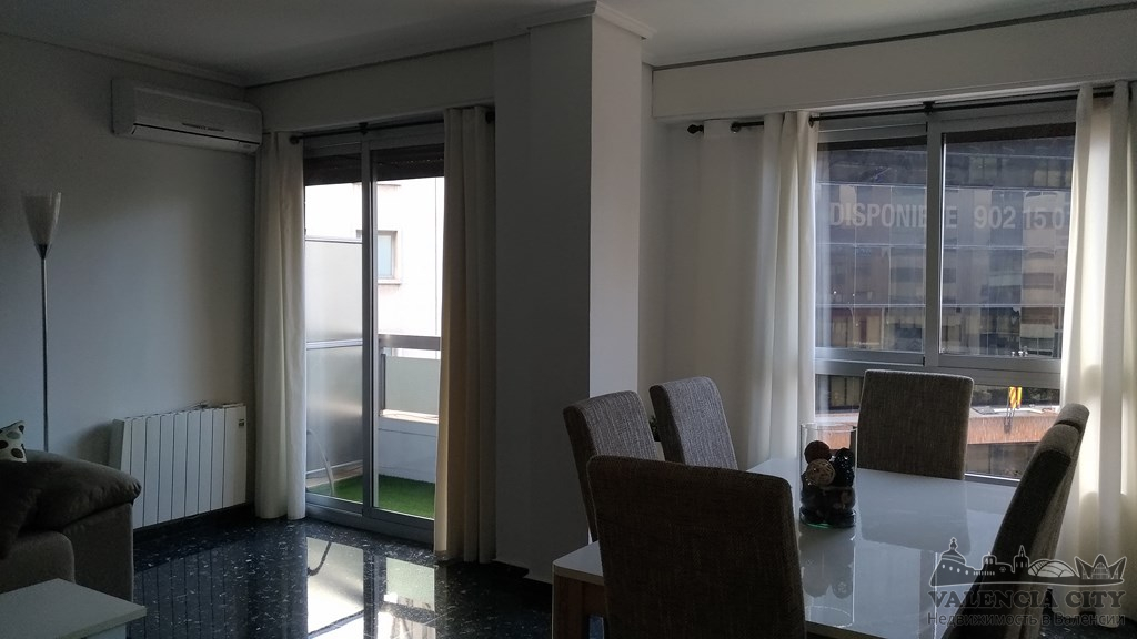 Аренда эксклюзивных апартаментов в самом центре Валенсии