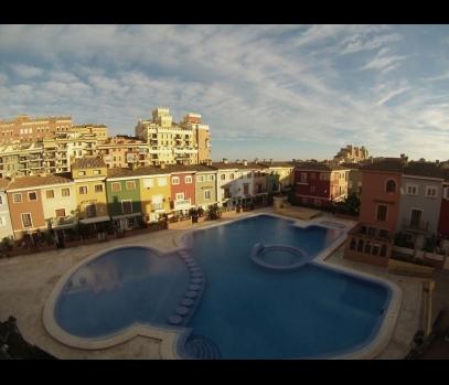 Квартира в туристическом посёлке «Маленькая Венеция», Испания