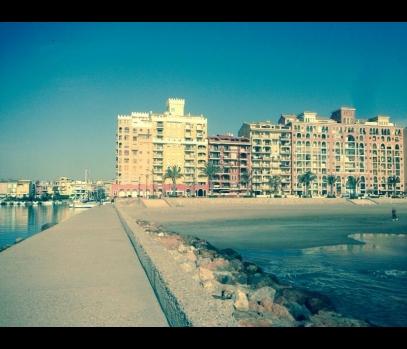Большая квартира с видом на море, Порт Саплайя, Валенсия