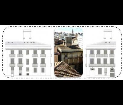 Продажа здания в городе Валенсия под реставрацию