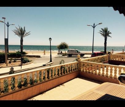 Аренда с видом на море, квартира в Порт Саплайя, Валенсия