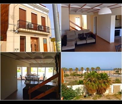 Аренда дома на берегу моря в Валенсии, Испания