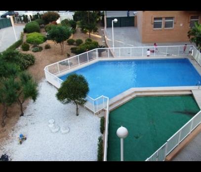 Сдается квартира в частной резиденции в Валенсии