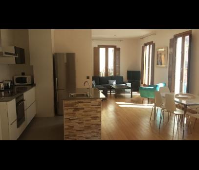 Туристические апартаменты в историческом центре Валенсии