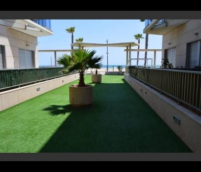Аренда апартаментов, пляж Патакона, Валенсия