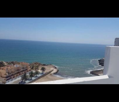 Аренда квартиры на берегу моря в Кульере, Валенсия