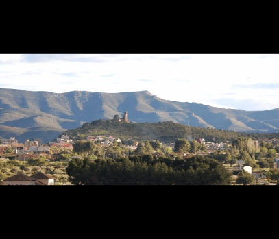 Дом в горах с красивыми видами в провинции Валенсия, Испания