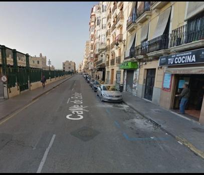 Рентабельное помещение в центре Валенсии, Испания