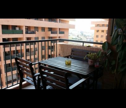 Аренда квартиры в туристическом пригороде Валенсии, Патакона