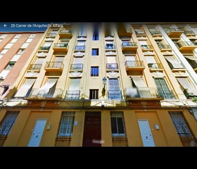 Доходное здание для инвестиции в Валенсии