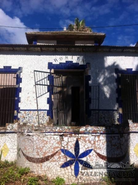 Продажа уникального дома у моря в городе Валенсия
