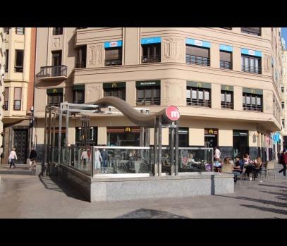 Туристические апартаменты в центре Валенсии, Испания