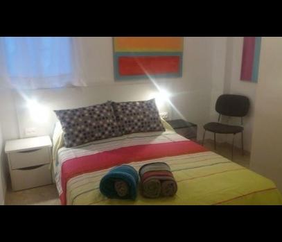 Туристическая аренда квартиры в спальном районе Валенсии, Испания