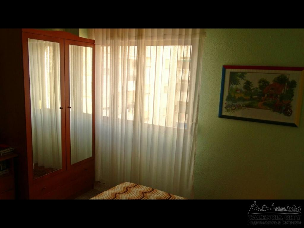 Уютная квартира в спальном районе в Валенсии, Испания