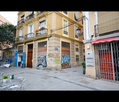 Аренда коммерческой недвижимости в самом центре Валенсии