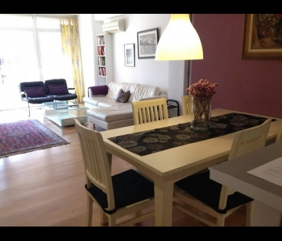 Продаётся квартира в элитном районе El Pla Del Real в Валенсии