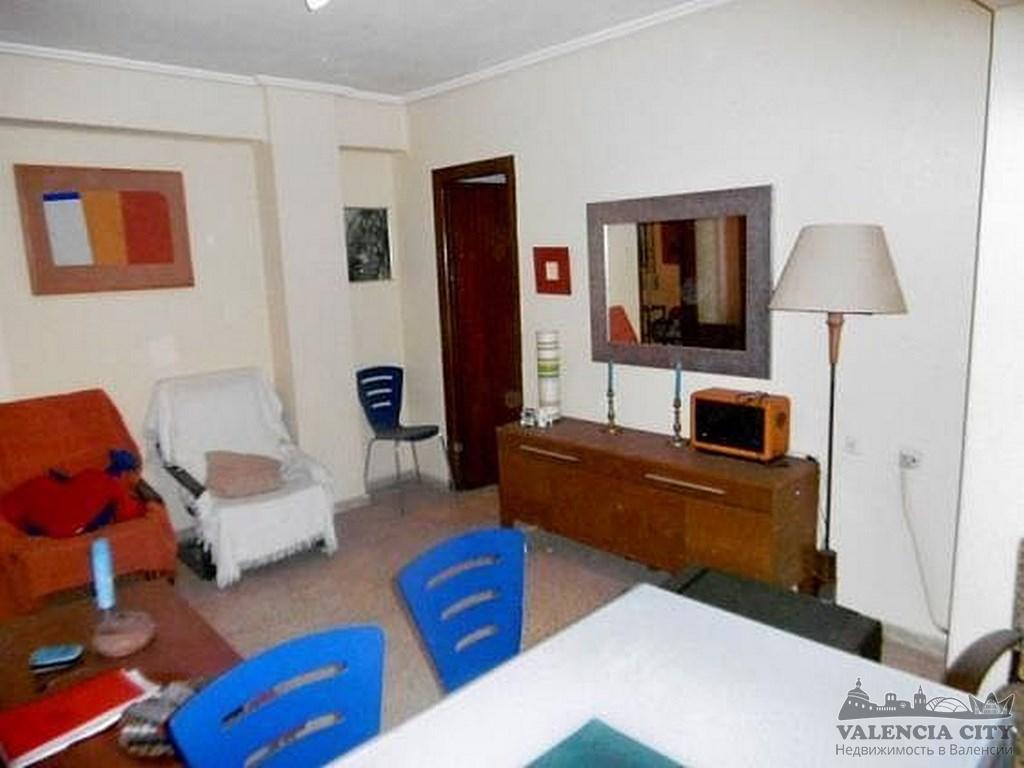Продажа квартиры недалеко от центра Валенсии, Испания