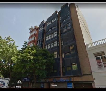 Аренда квартиры без мебели в университетской зоне Валенсии