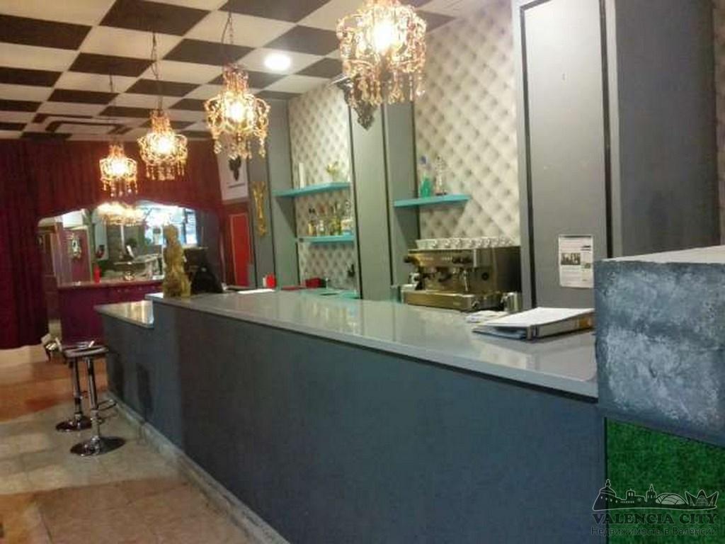 Аренда ресторана в районе Кановас в Валенсии