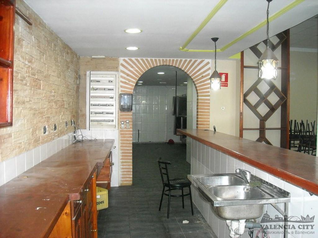 Аренда ресторана в приморской зоне в Валенсии, Испания