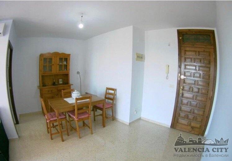 Апартаменты в аренду на море в местечке Порт Саплайя, Валенсия